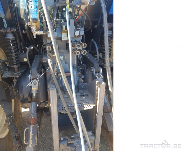 Трактори New Holland TM165 6 - Трактор БГ