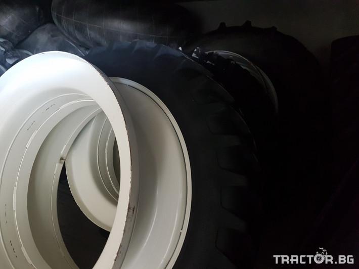 Трактори New Holland TM165 16 - Трактор БГ