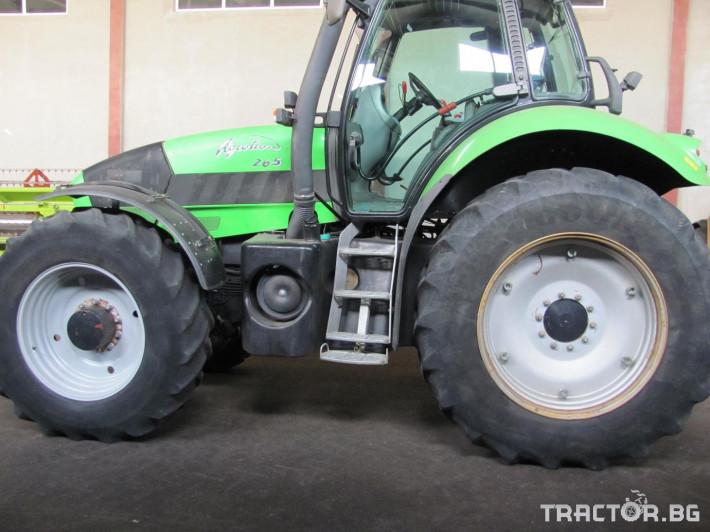 Трактори Deutz-Fahr Agrotron 265 C 0