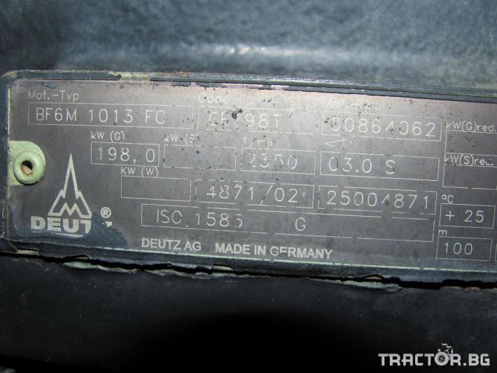 Трактори Deutz-Fahr Agrotron 265 C 6 - Трактор БГ