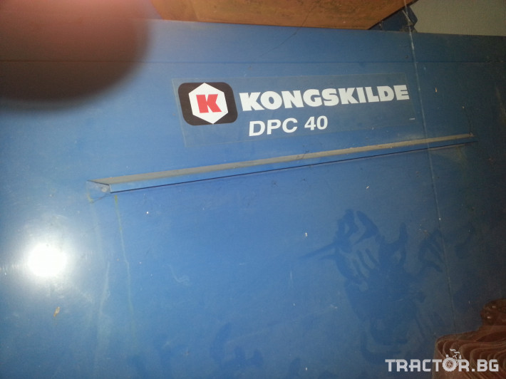 Обработка на зърно Kongskilde DPC 40 Машина за почистване на зърно 0