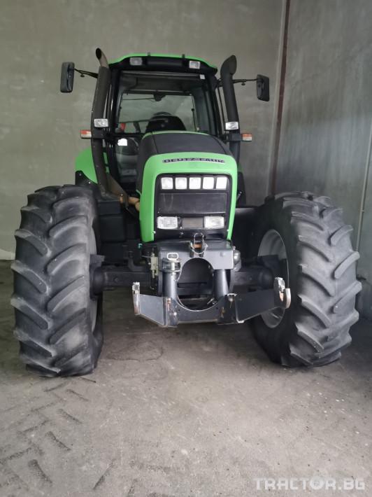 Трактори Deutz-Fahr Agrotron 265 C 7 - Трактор БГ