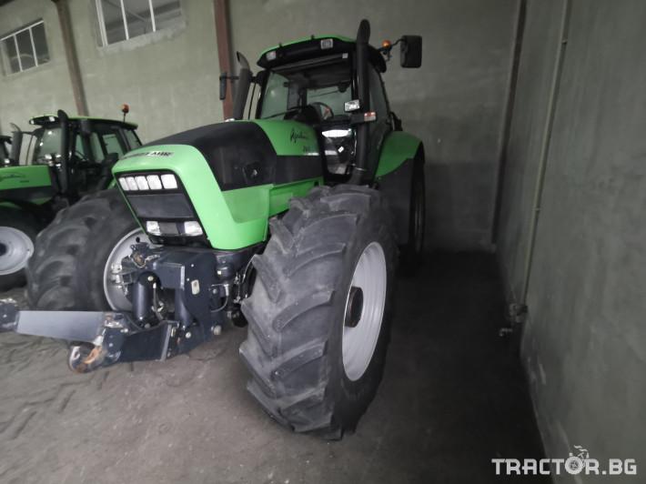 Трактори Deutz-Fahr Agrotron 265 C 8 - Трактор БГ